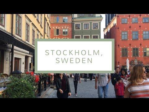 Stockholm in 1 Week