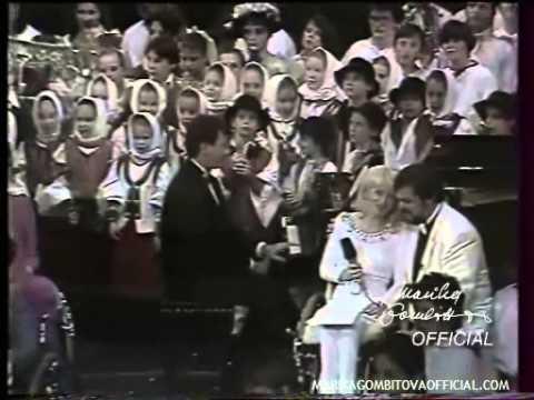 Marika Gombitová & Peter Dvorský - Tichá noc live, 1992