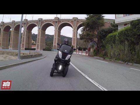 2017 Peugeot Metropolis RX-R ESSAI : Griffes acérées