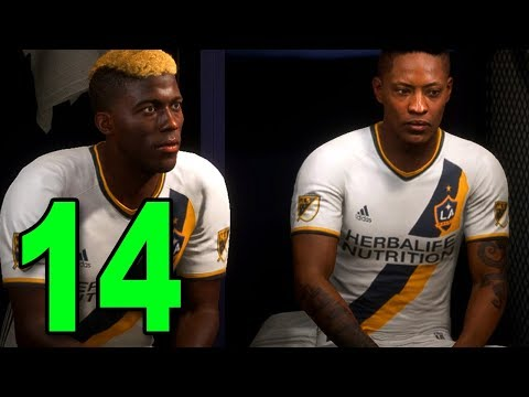 FIFA 18 The Journey 2 - Part 14 - THE MLS PLAYOFFS!