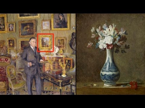 Art Detective: Using a Painting as Historical Evidence