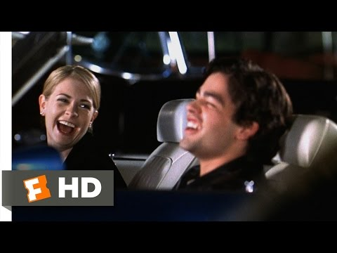 Drive Me Crazy (3/5) Movie CLIP - Cruising Broad Street (1999) HD