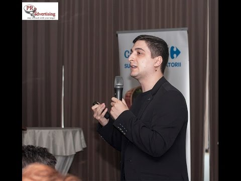 How to convert more customers | Adrian Enache | PR2Advertising Conference