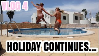 VLOG 4 - ROAD TRIP IN PORTUGAL | Syd and Ell
