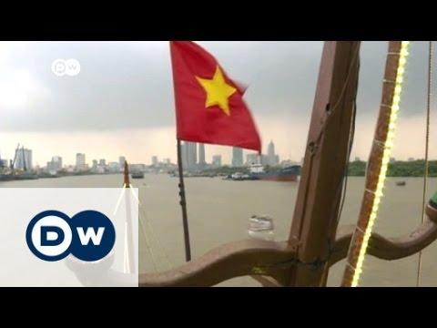 Vietnam – boosting economic ties | DW News