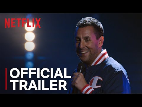 The Woody Show - Adam Sandler Releases His First Standup Special Since 2004