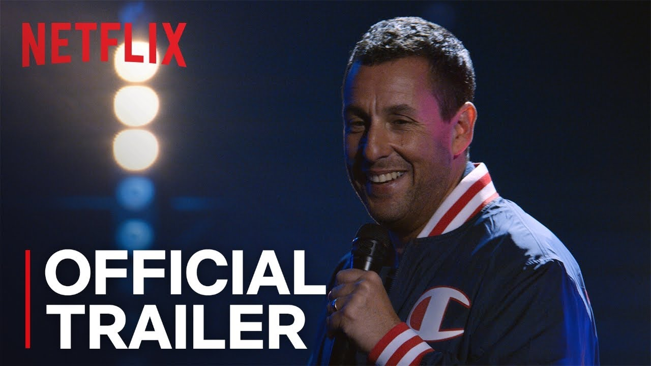 Image result for adam sandler 100 % fresh netflix