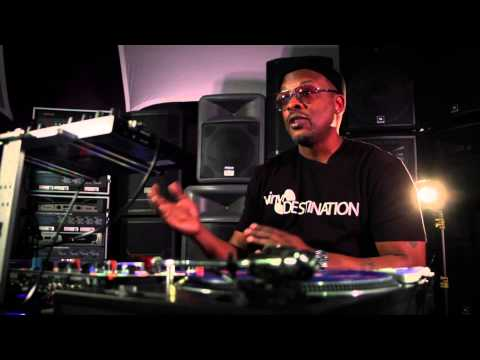 DJ Jazzy Jeff At Guitar Center