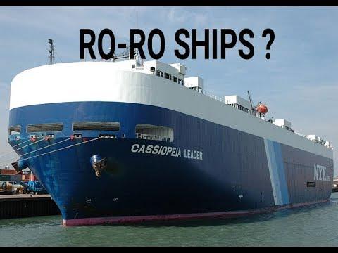 Marchant navy -ll RO-RO SHIPS ?