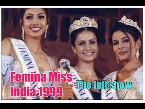 Femina Miss India 1999 - The Full Show