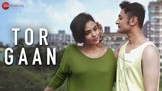 Tor Gaan - Official Music Video | Aador, Debasmita | Subhodwip Saha | Manjuri Dey, Sharonyo Banerjee