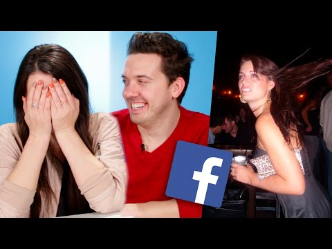 Couples Review Each Other's First Profile Pictures