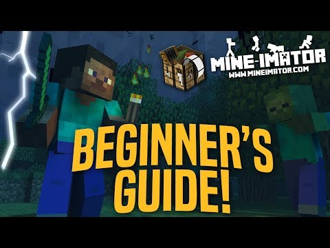 Mine-imator Tutorial - How To Use Mine-imator 1.1.0! | Part 1