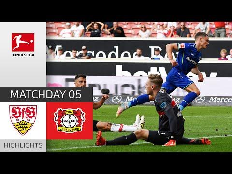 VfB Stuttgart Bayer Leverkusen Goals And Highlights