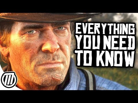 Red Dead Redemption 2: New Gameplay Details, Map Size - EVERYTHING You Need to Know