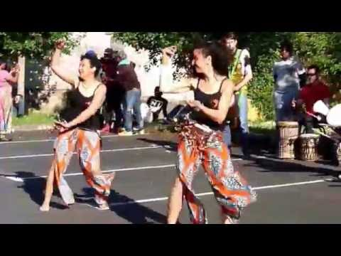 musiques metisses 2016 ANGOULEME danses percussions africaines