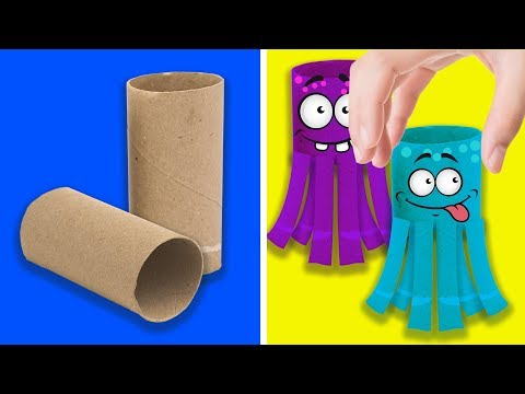 18 COOL DIY TOYS FOR CHILDREN