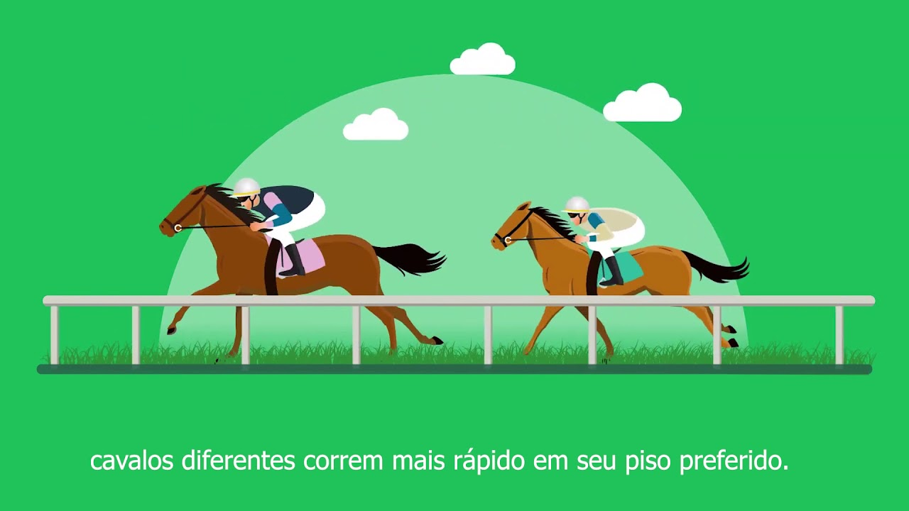 Pisos nas Corridas de Cavalos - Trader Horse Race