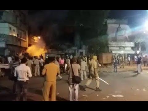 Religious outrage Violence during Muharram at Vadodara