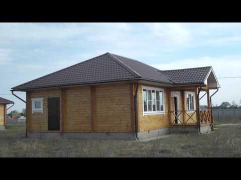 Мы продаём, а вы можете купить отличный дом из клееного бруса в д. Аленино за 3999000 рублей