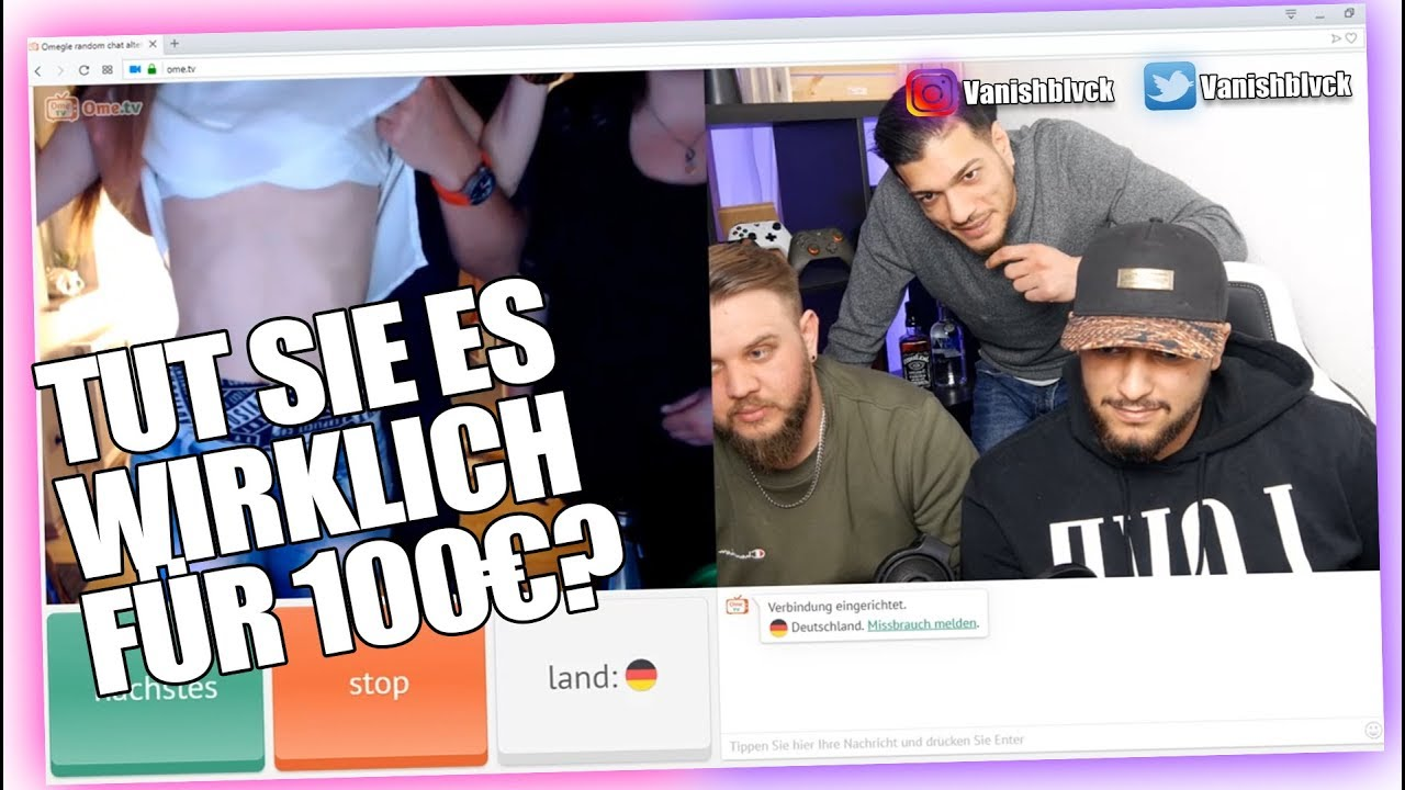 Omegle Nackt
