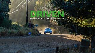 DRIVEN - The Paddon Rallysport Story - Episode Two