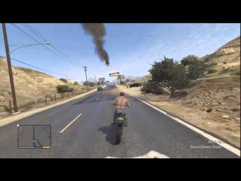 Grand Theft Auto V Gameplay: Doing A Favor For Mendoza