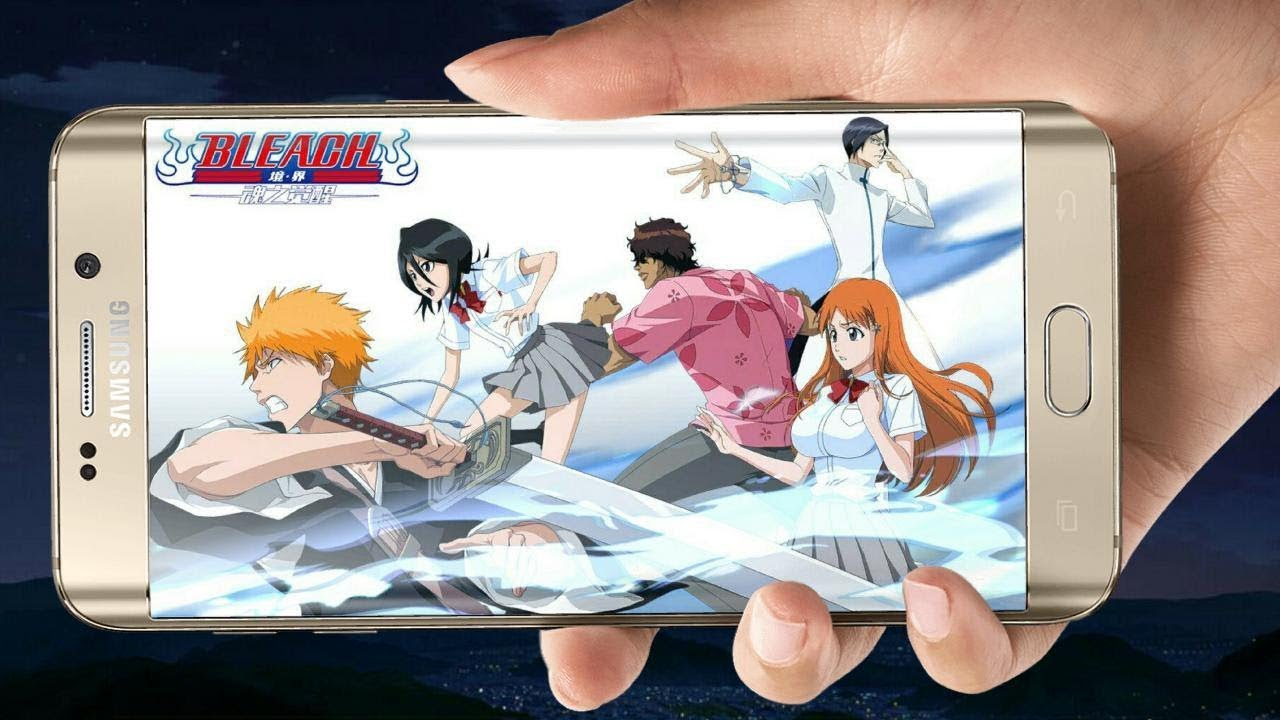 Bleach Downloads Saiu Novo Jogo De Bleach Para Android Download Bleach Awakening Of The Soul Apk Download