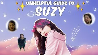 An unhelpful guide to Suzy