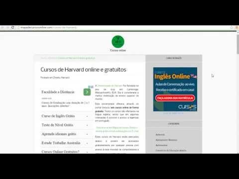 Cómo registrarse en un curso gratuito de Harvard de YouTube · Duração:  7 minutos 30 segundos