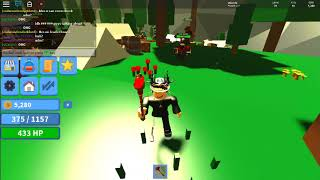 roblox [CAVE] Limitless RPG new sword 15K
