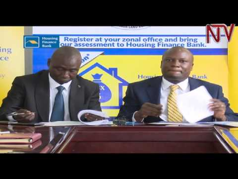 Housing Finance Bank to facilitate settlers on Kabaka land to process titles