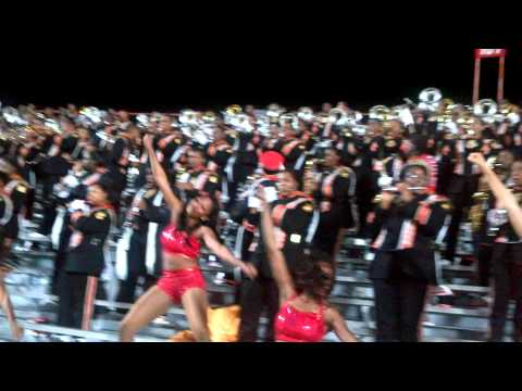 GSU 2011:Stands - ESPN Theme Song