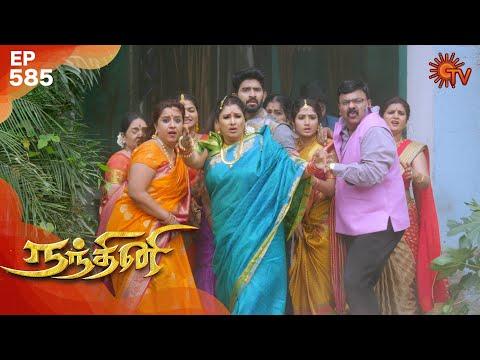 Nandhini - நந்தினி   Episode 585   Sun TV Serial   Super Hit Tamil Serial