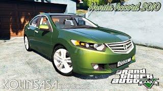 GTA 5 Honda Accord 2010