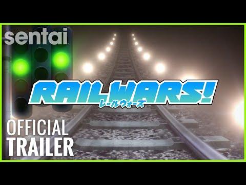 Rail Wars! Official Trailer