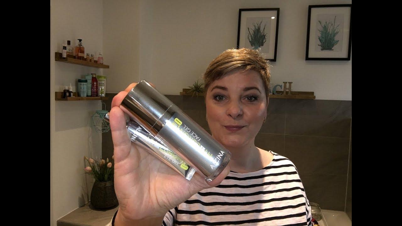 Alcina Hyaluron 20 Gesichtspflege Test Youtube