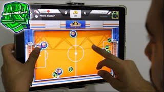 Playing SOCCER STARS Live On iPad Pro + Selling 1 Top ACCOUNT 107M COINS