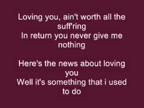 Aloe Blacc - Loving You Is Killing Me [ With Lyrics On Screen ]