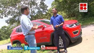 AUTOBAHN I REPORTER LIVE-JEEP COMPASS