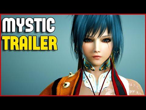 Black Desert Online Mystic Awakening 2K HD - Познавательные и