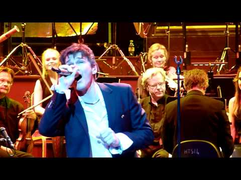 "a-ha ""maybe maybe"" Royal Albert Hall London 08.10.10"