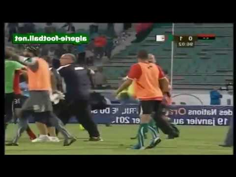 The Dirty Side Of Algeria Team In Football