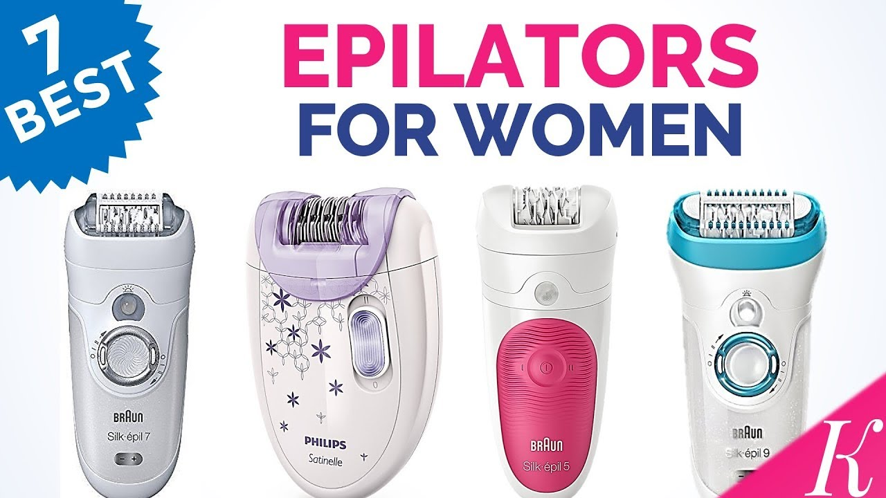 7 Best Epilators For Women In India With Price Youtube