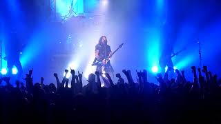 "Machine head ""clenching the fists of dissent"" live lyon 15.04.2018"