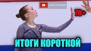 ИТОГИ КОРОТКОЙ ПРОГРАММЫ Парное Катание Чемпионат Мира среди Юниоров 2020 Таллин