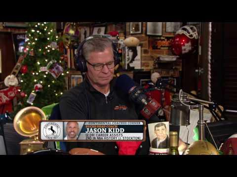 Jason Kidd shares a Jordan story (12/8/16)