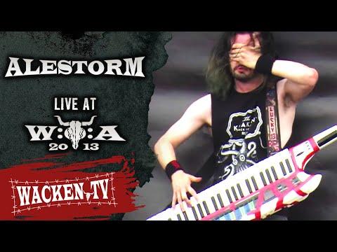 Alestorm - Full Show - Live at Wacken Open Air 2013