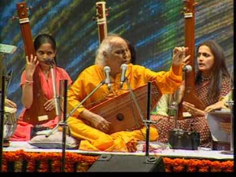 Rane Tero Chir Jiyo Gopal (Bhajan) By Pandit Jasraj