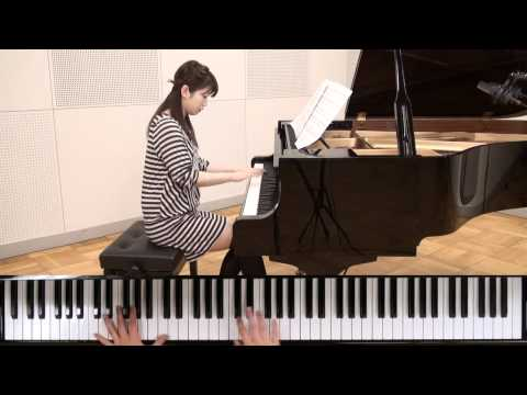 ピアノソナタ第12番 K.332 (モーツァルト) 横内愛弓